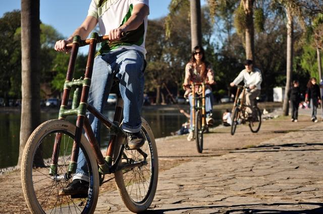 Tour en bici por Buenos Aires