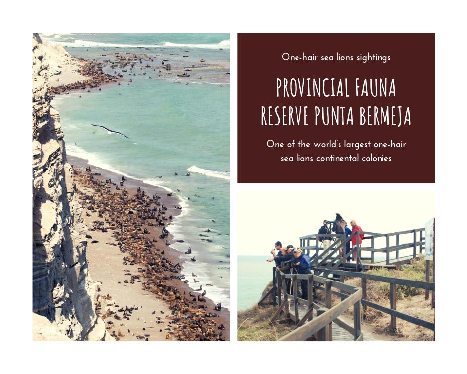 Provincial Fauna Reserve Punta Bermeja