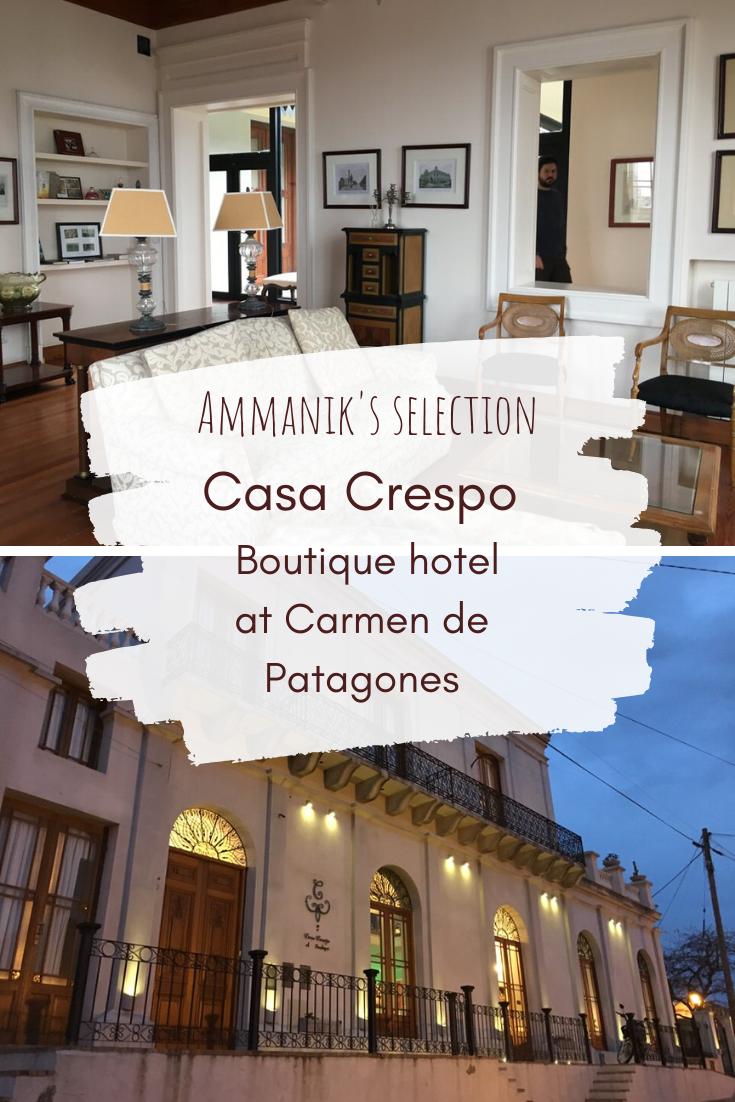 carmen de patagones boutique hotel